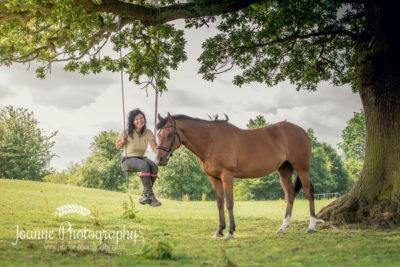 Horse Photoshoot North Rode